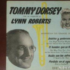 Discos de vinilo: TOMMY DORSEY LYNN ROBERTS - ED. ESPAÑOLA 1958. Lote 274937768