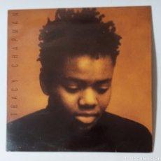Discos de vinilo: LP TRACY CHAPMAN, VINILO DE DEBUT 1988, MUY BUEN ESTADO. Lote 275054183