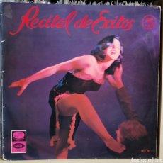 Discos de vinilo: RECITAL DE EXITOS Nº 5 -LP 1965 EMI MUSTANG ANIMALS, LONE STAR, GELU, SHADOWS... POP BEAT ROCK. Lote 275071423