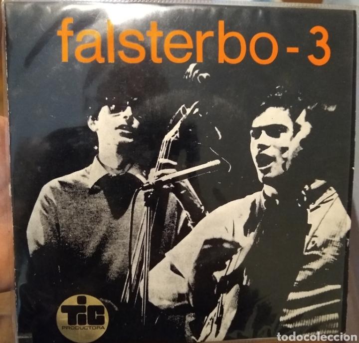 FALSTERBO 3 - ADEU CARA BONICA (NM/VG+) CATALÁ (Música - Discos de Vinilo - EPs - Country y Folk)