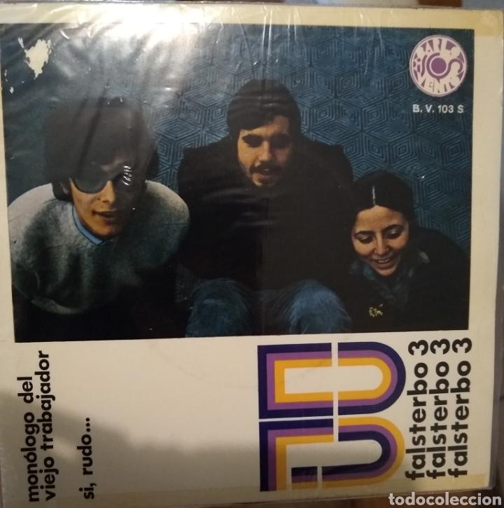 FALSTERBO 3 - MONÓLOGO DEL TRABAJADOR (NM/VG+) - CATALÁ (Música - Discos de Vinilo - EPs - Country y Folk)