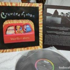 Discos de vinilo: CROWDED HOUSE/ TOGETHER ALONE/ LP 1993 ESPAÑOL- NUEVO A ESTRENAR. Lote 275094783
