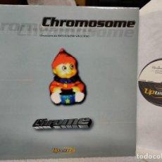Disques de vinyle: CHROMOSOME/ CHROME/ ESPAÑOL- NUEVO A ESTRENAR. Lote 275097533