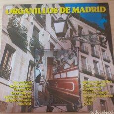 Discos de vinilo: ORGANILLOS DE MADRID. Lote 275099998
