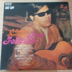 Discos de vinilo: A SPANISH PORTRAIT OF JOSÉ FELICIANO. Lote 275101428