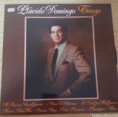 Discos de vinilo: PLÁCIDO DOMINGO TANGO. Lote 275102878