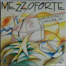 Discos de vinilo: MEZZOFORTE, THIS IS THE NIGHT GARDEN PARTY (SUNSHINE MIX), KEY RECORDS INT. KRI-006. Lote 275114878