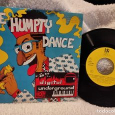 Discos de vinilo: THE HUMPTY DANCE/ DIGITAL UNDERGROUND/ESPAÑOL 1990 ESPAÑOL PROMO- NUEVO A ESTRENAR W. Lote 275116583