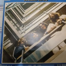 Discos de vinilo: THE BEATLES DOBLE LP. Lote 275129453