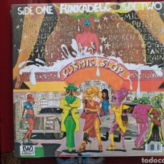 Discos de vinilo: FUNKADELIC–COSMIC SLOP. LP VINILO GATEFOLD NUEVO PRECINTADO. FUNK MUSIC. Lote 275140498