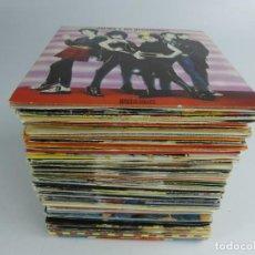 Disques de vinyle: EXCELENTE LOTE COLECCIÓN DE DISCOS DE VINILO - SINGELS- DISTINTOS TIPOS DE MÚSICA 84 UND.. Lote 275163568