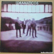 Disques de vinyle: DRAMATICOS - VAMOS ALLA (SG) 1990. Lote 275167488