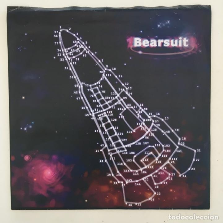 BEARSUIT – HEY CHARLIE, HEY CHUCK, GREY, UK 2001 SICKROOM GRAMOPHONIC COLLECTIVE (Música - Discos - Singles Vinilo - Pop - Rock Internacional de los 90 a la actualidad)