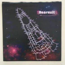 Discos de vinilo: BEARSUIT – HEY CHARLIE, HEY CHUCK, GREY, UK 2001 SICKROOM GRAMOPHONIC COLLECTIVE. Lote 275167948