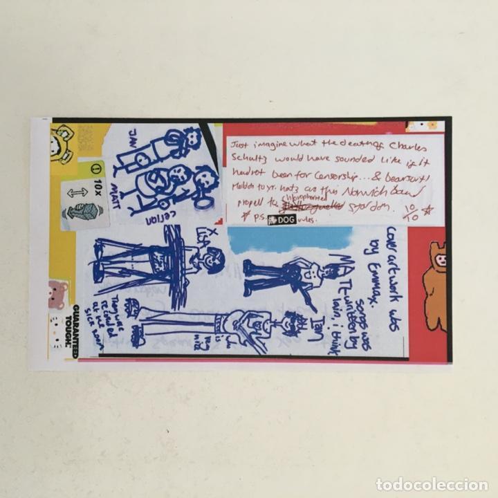 Discos de vinilo: Bearsuit – Hey Charlie, Hey Chuck, Grey, UK 2001 Sickroom Gramophonic Collective - Foto 3 - 275167948