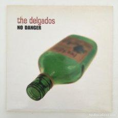 Discos de vinilo: THE DELGADOS – NO DANGER, UK 2000 CHEMIKAL UNDERGROUND. Lote 275170378