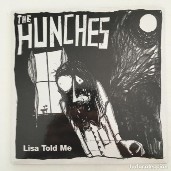 THE HUNCHES – LISA TOLD ME, UK 2003 SWEET NOTHING RECORDS (Música - Discos - Singles Vinilo - Pop - Rock Internacional de los 90 a la actualidad)