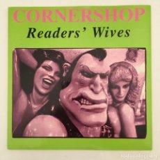 Discos de vinilo: CORNERSHOP – READER'S WIVES, UK 1994 WIIIJA RECORDS. Lote 275170718