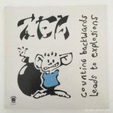 Discos de vinilo: ZEA / PERSIL – SPLIT, NETHERLANDS 2002 TRANSFORMED DREAMS. Lote 275172313