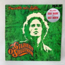 Discos de vinilo: LP - VINILO GILBERT O'SULLIVAN - I'M A WRITER, NOT A FIGHTER + ENCARTE - FRANCIA - AÑO 1973. Lote 275236148