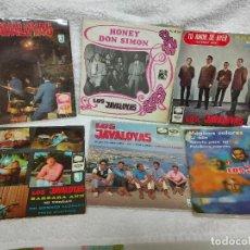 Discos de vinilo: LOS JAVALOYAS /SEIS DISCOS- SEIS JOYAS AÑOS 60. Lote 275253513