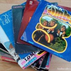 Discos de vinilo: SUPER LOTE!! 50 LPS MÚSICA FLAMENCO AÑOS 80/90. Lote 275256473