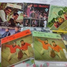 Discos de vinilo: DÚO DINÁMICO -24 DISCOS ORIGINALES-SU GRAN OBRA ( VER FOTOS). Lote 275257133
