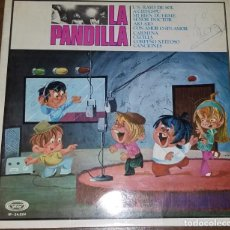 Disques de vinyle: LA PANDILLA. PEDIDO MINIMO 3 EUROS.. Lote 275282383