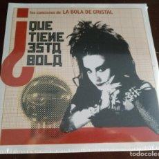 Discos de vinilo: LAS CANCIONES DE LA BOLA DE CRISTAL - QUE TIENE ESTA BOLA - 2.LP.S - VINILOS DE COLORES. Lote 275299838