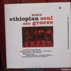 Discos de vinilo: MORE ETHIOPIAN SOUL AND GROOVE - ETHIOPIAN URBAN MODERN MUSIC VOL. 3. LP VINILO PRECINTADO.. Lote 275476423