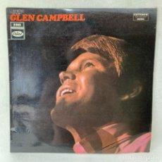 Discos de vinilo: LP - VINILO GLEN CAMPBELL - GLEN CAMPBELL - ESPAÑA - AÑO 1969. Lote 275478203