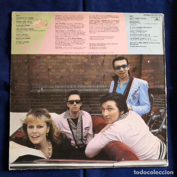 Discos de vinilo: ROCKY SHARPE AND THE REPLAYS Stop please Stop! VG- / NM - Foto 2 - 275494398