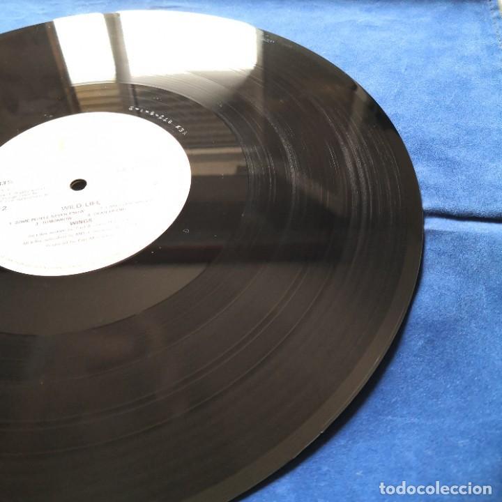 Discos de vinilo: WINGS Wild LIfe NM / NM - Foto 7 - 275495803