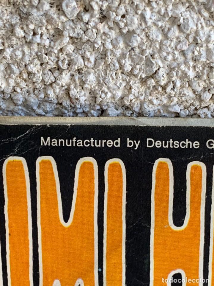 Discos de vinilo: DISCO EP JIMI HENDRIX EXPERIENCE PURPLE HAZE 51ST ANNIVERSARY MADE IN GERMANY 18X18CMS - Foto 5 - 275531168