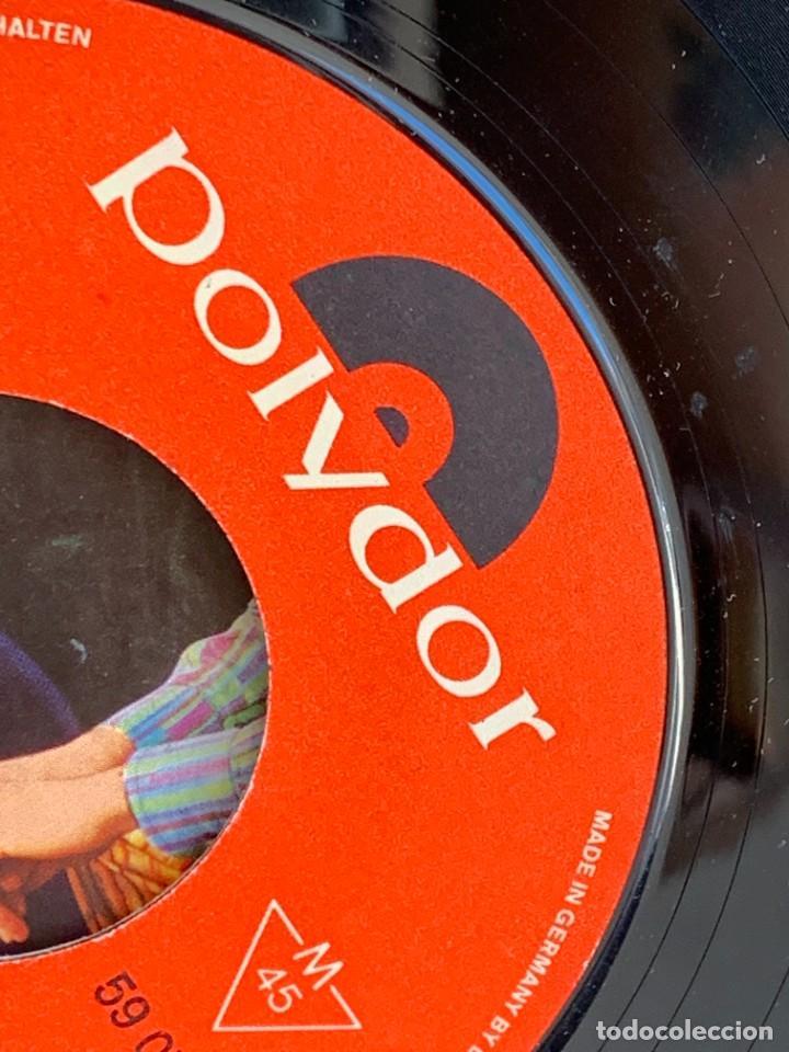 Discos de vinilo: DISCO EP JIMI HENDRIX EXPERIENCE PURPLE HAZE 51ST ANNIVERSARY MADE IN GERMANY 18X18CMS - Foto 8 - 275531168