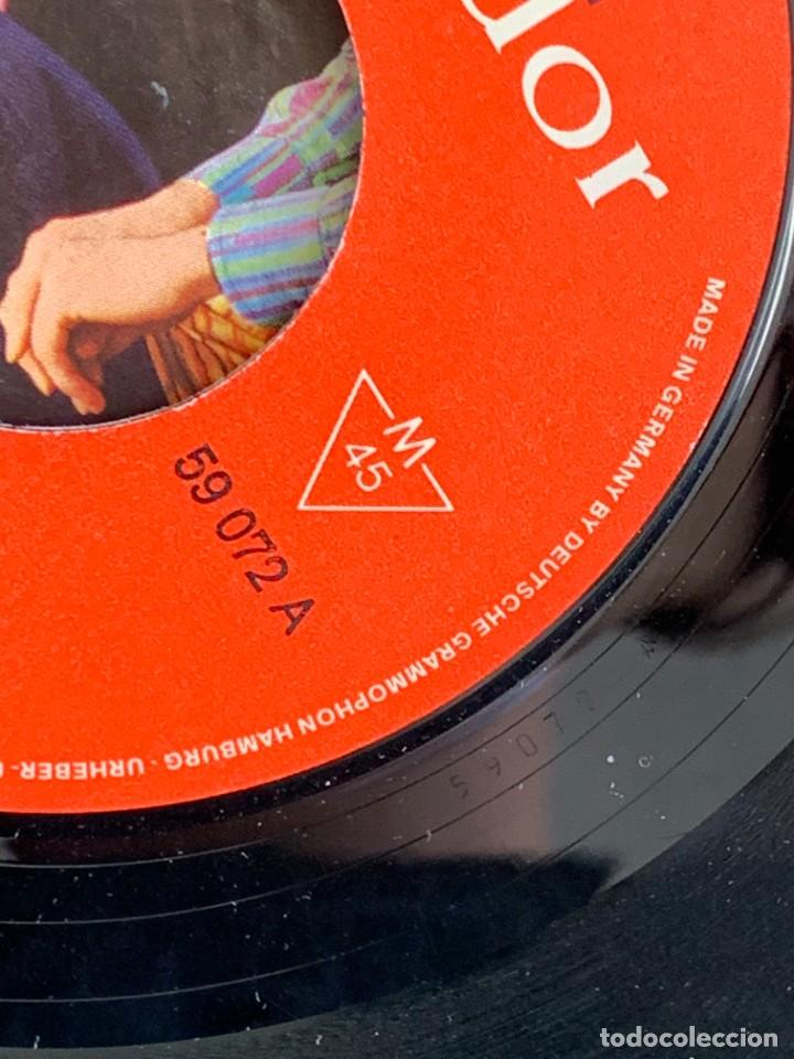 Discos de vinilo: DISCO EP JIMI HENDRIX EXPERIENCE PURPLE HAZE 51ST ANNIVERSARY MADE IN GERMANY 18X18CMS - Foto 9 - 275531168