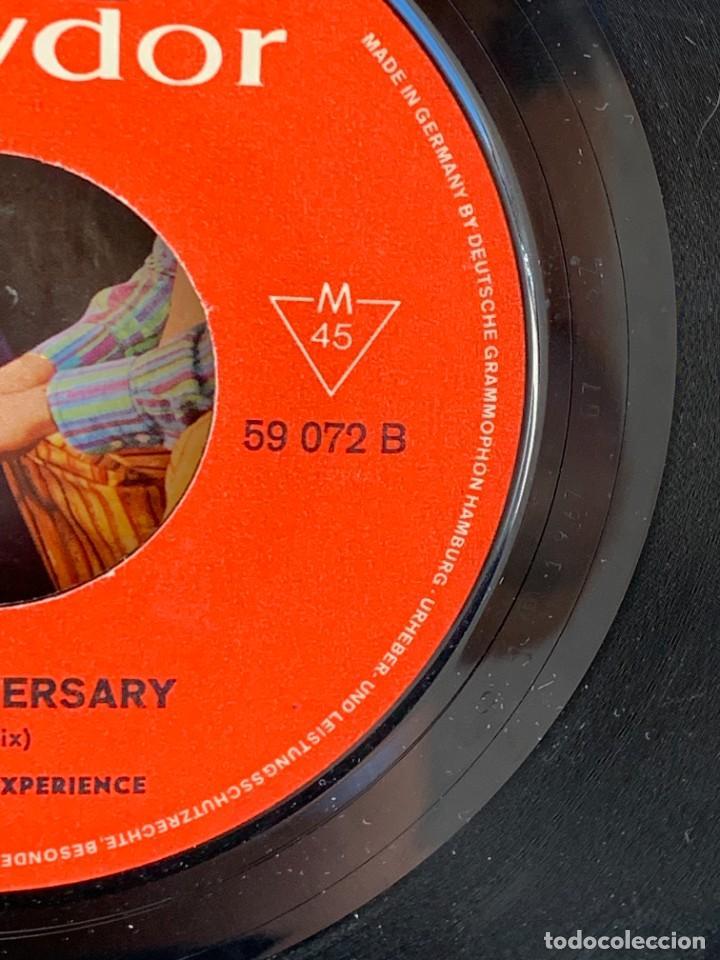 Discos de vinilo: DISCO EP JIMI HENDRIX EXPERIENCE PURPLE HAZE 51ST ANNIVERSARY MADE IN GERMANY 18X18CMS - Foto 13 - 275531168