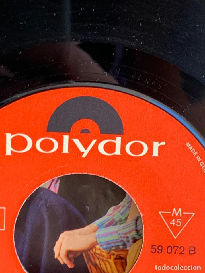 Discos de vinilo: DISCO EP JIMI HENDRIX EXPERIENCE PURPLE HAZE 51ST ANNIVERSARY MADE IN GERMANY 18X18CMS - Foto 14 - 275531168