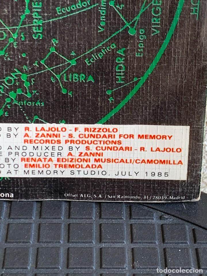 Discos de vinilo: DISCO EP BRIAN ICE TALKING TO THE NIGHT 1985 18X18CMS - Foto 3 - 275538518