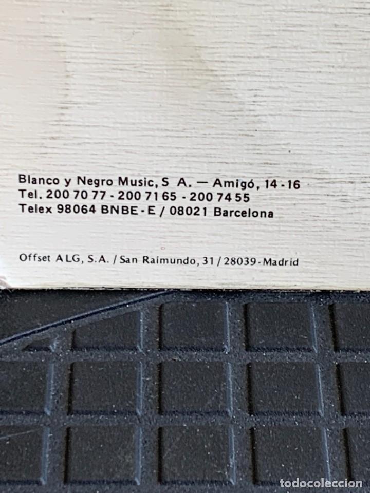 Discos de vinilo: DISCO EP ALBERT ONE FOR YOUR LOVE ANOTHER VERSION 18X18CMS - Foto 3 - 275538758