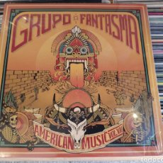 Discos de vinilo: GRUPO FANTASMA–AMERICAN MUSIC VOL. VII. LP VINILO PRECINTADO.. Lote 275539683