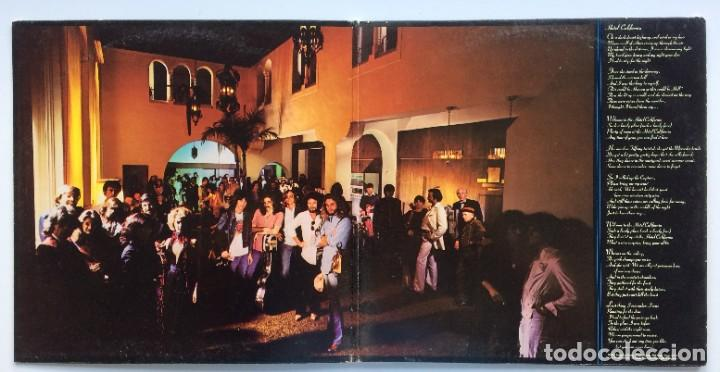 Discos de vinilo: Eagles – Hotel California USA,1976 Asylum Records - Foto 3 - 275555088