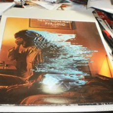 Discos de vinilo: LP THE ALAN PARSONS PROJECT. PYRAMID. ARISTA 1978 SPAIN CARPETA DOBLE (PROBADO, BIEN, SEMINUEVO). Lote 275567353