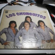 Discos de vinilo: LP LOS CHUNGUITOS. REGAL EMI 1977 SPAIN (PROBADO Y BIEN). Lote 275569368