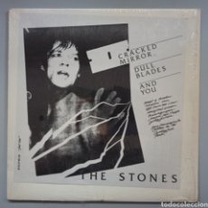 Discos de vinilo: ROLLING STONES - CRACKED MIRROR - LP. Lote 275571353