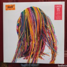 Discos de vinilo: LIARS–MESS. DOBLE LP VINILO + CD. PRECINTADO.. Lote 275574603