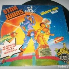 Discos de vinilo: MECO - STAR WARS -THEME...SINGLE DE. 1977 - EXPLOSION DISCOTECA - RCA. Lote 275601498
