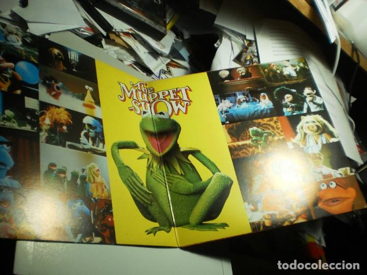 Discos de vinilo: lp the muppet show (los teleñecos) pye records 1977 spain carpeta doble (probado, bien, seminuevo) - Foto 4 - 275639043