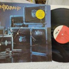 Discos de vinilo: CONTRABAND 1991 ALEMÁN- NUEVO A ESTRENAR. Lote 275661378