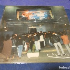 Discos de vinil: MUSICA ELECTRONICA MAXISINGLE FLAPS- CHASIS- ESTO NO HAY QUIEN LO PARE VINILO BUEN ESTADO. Lote 275689398